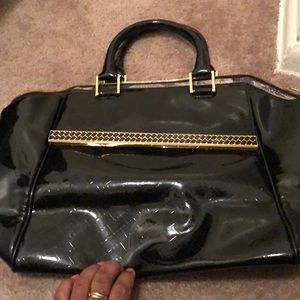 Ted Baker Patent leather satchel